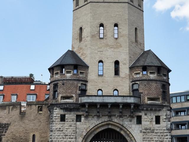 Severinstorburg in Köln