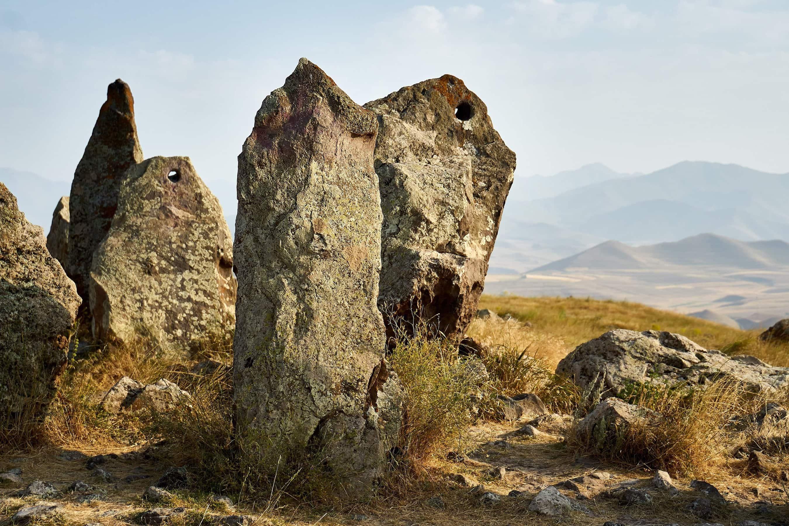 Megalithe in Zorakarer