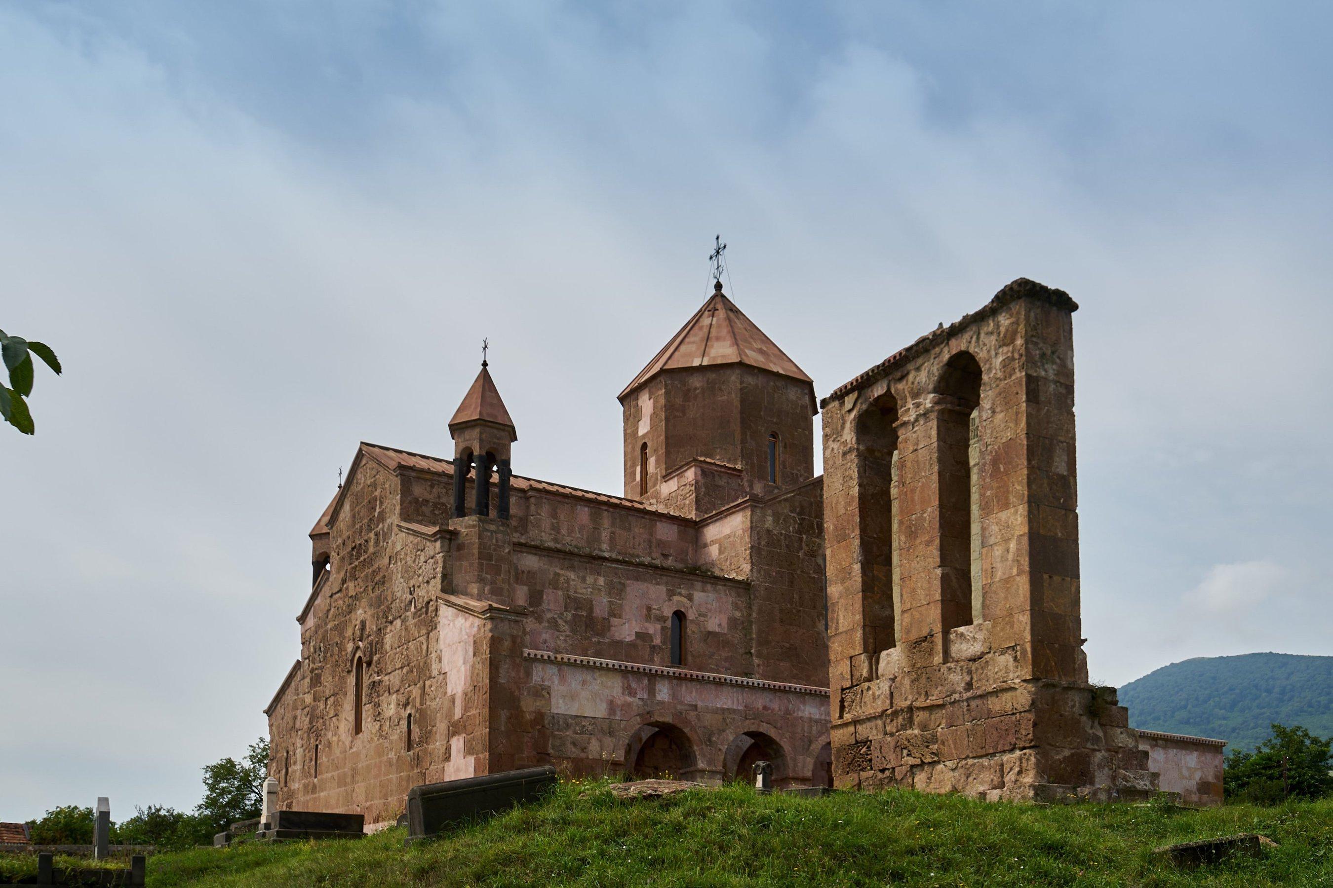 Kirche von Odzun
