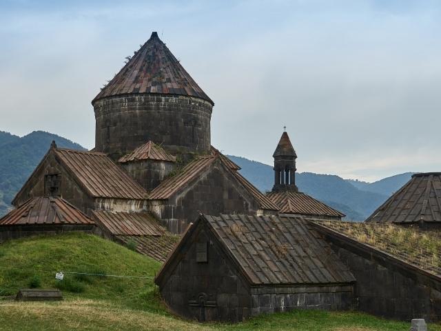 Kloster von Hagphat