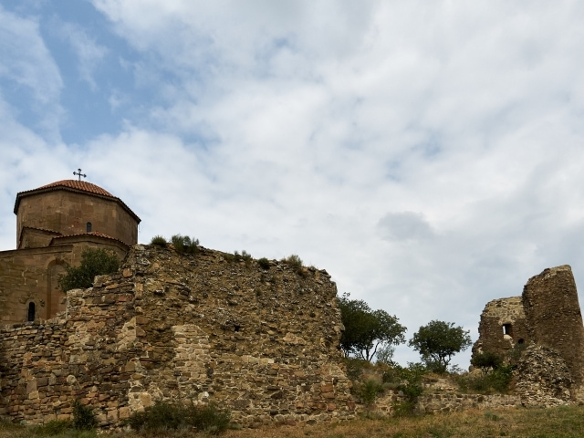Kloster Dschwari  bei Mzcheta