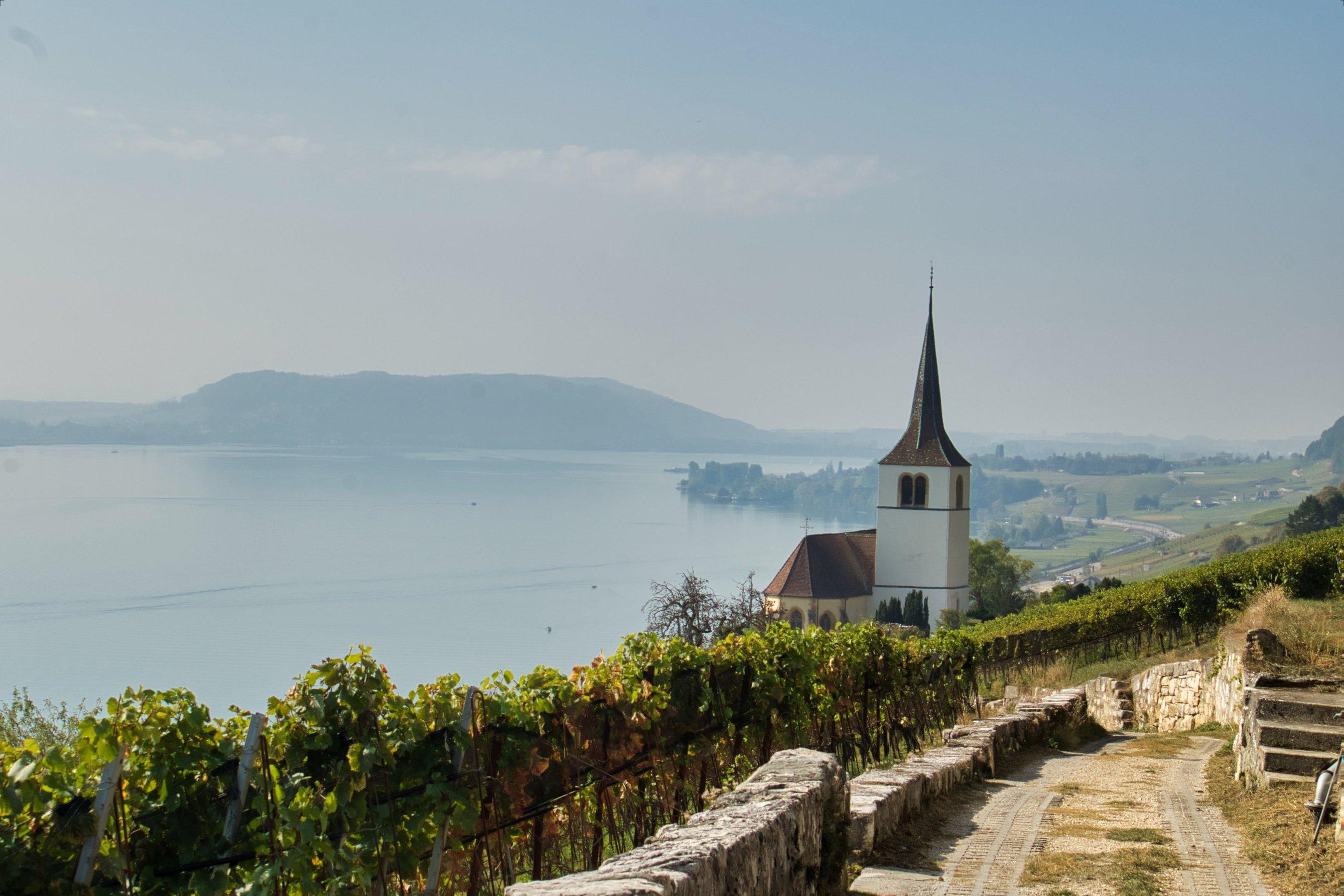 Kirche von Ligerz