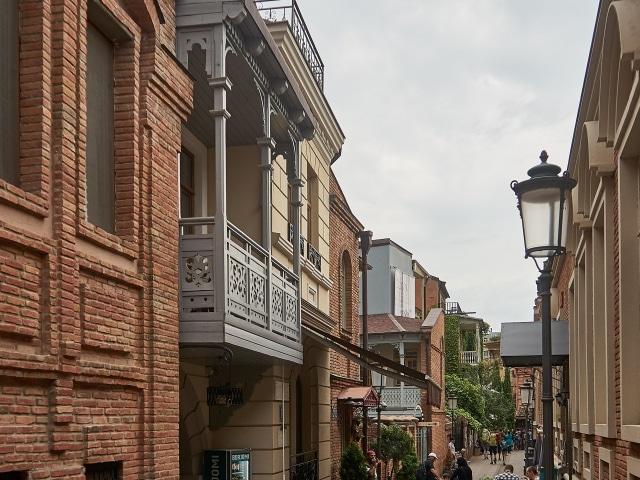 Ioane Shavteli Straße