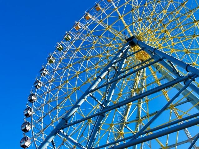 Riesenrad am Mtatsminda