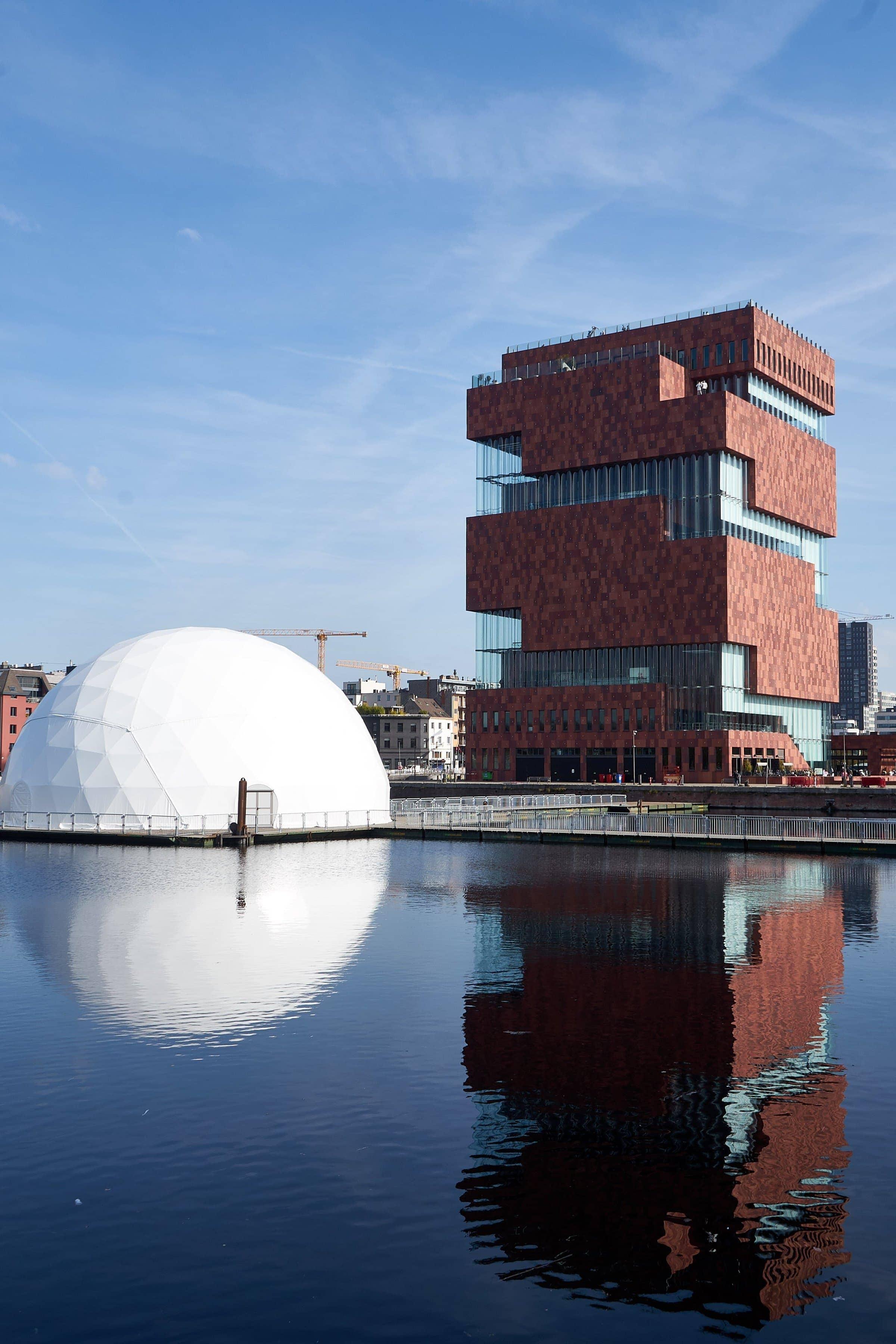 Museum aan de Stroom Antwerpen