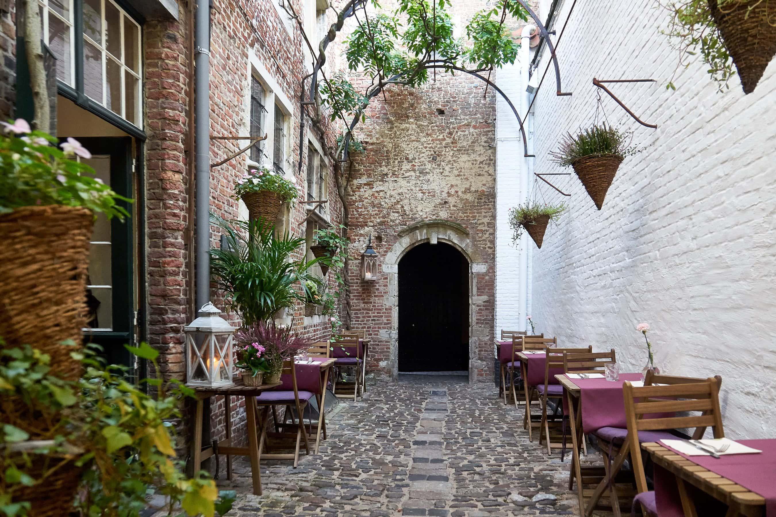 Restaurant t'Hofke Antwerpen