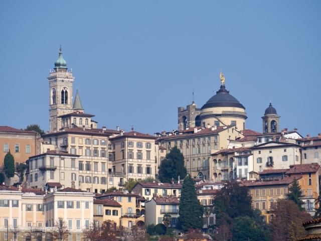 Oberstadt von Bergamo