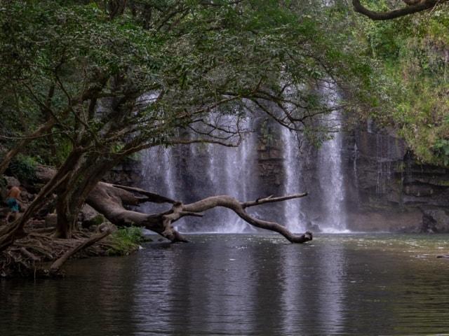 Wasserfall Llanos de Cortez bei Bagaces