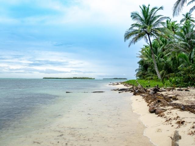 einsame Inseln