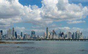 «Aussicht»: Skyline Panama City