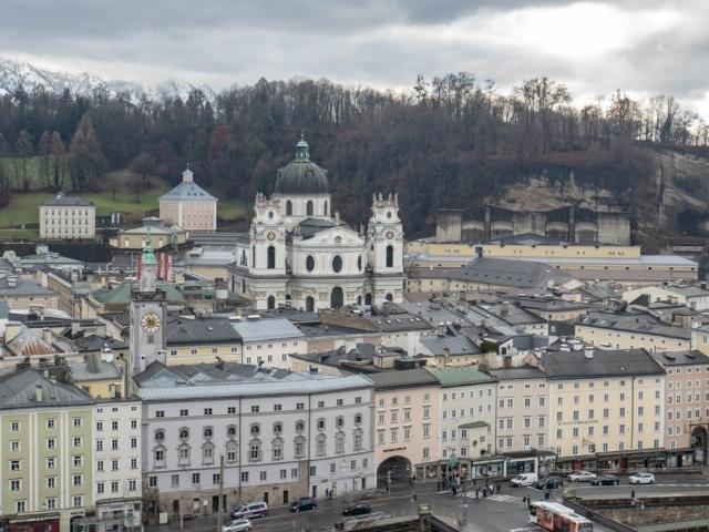 Altstadt mit Franz-Josef-Kai und Grieskai