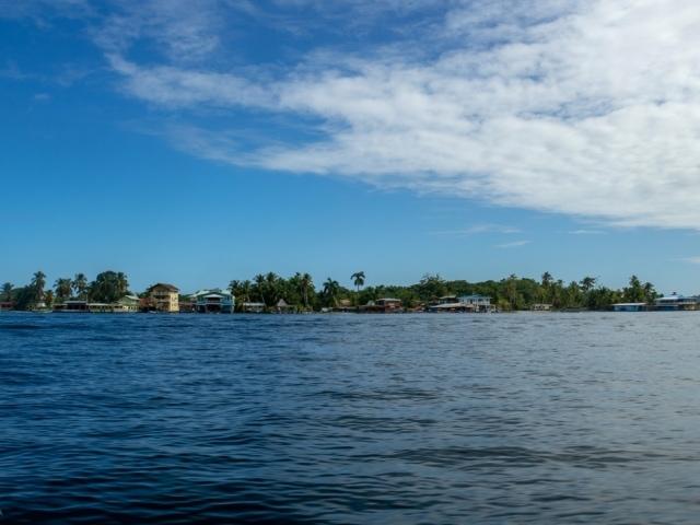 Insel Colon Bocas del Toro