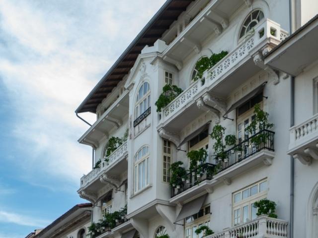 stilvoll renovierte Häuser
