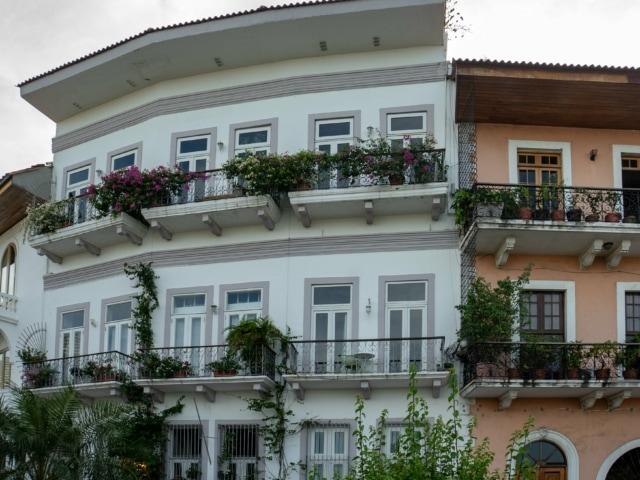 Gebäude wie aus dem Bilderbuch