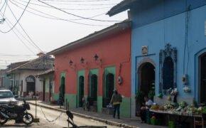Nicaraguas Kolonialstäste: Leon