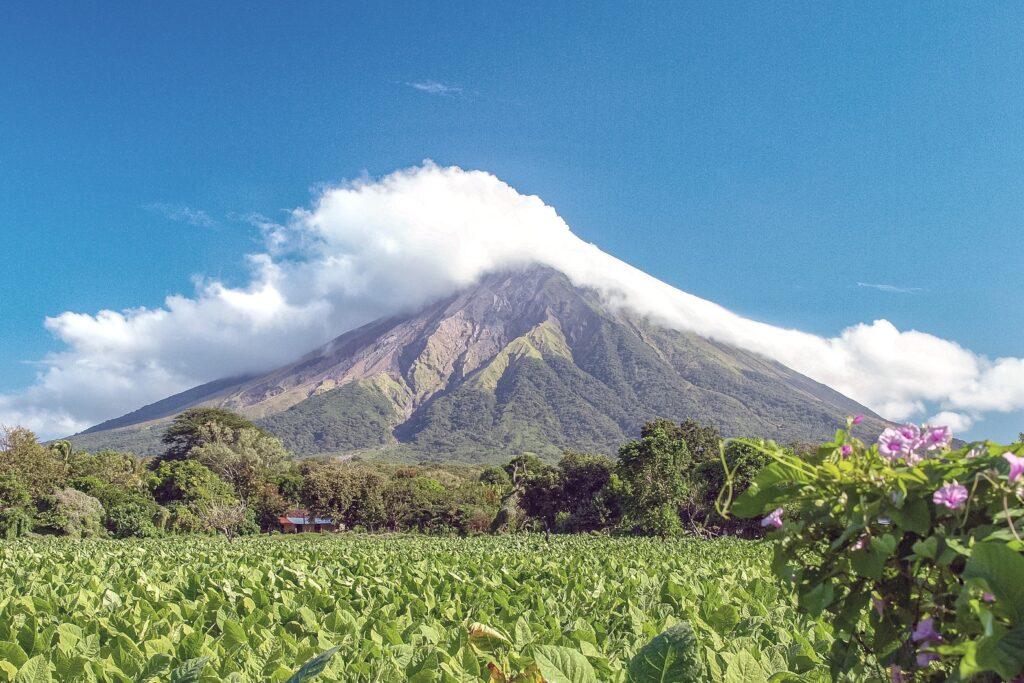 Ometepe, die Insel mit den zwei Bergen im Nicaraguasee