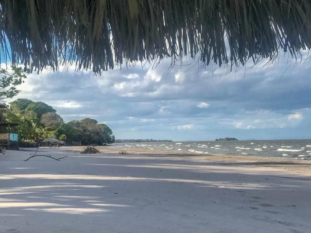 Strand beim Hotel Villa Paraiso Ometepe