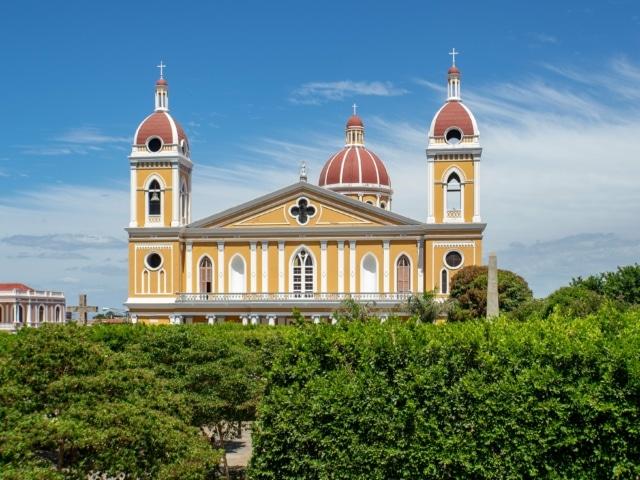 Kolonialsstädte Nicaraguas: Kathedrale Granada