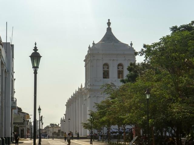 Nicaraguas Kolonialstädte: Kathedrale von Leon