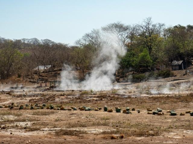 Nicaraguas Kolonialstädte: Vulkanismus bei San Jacinto