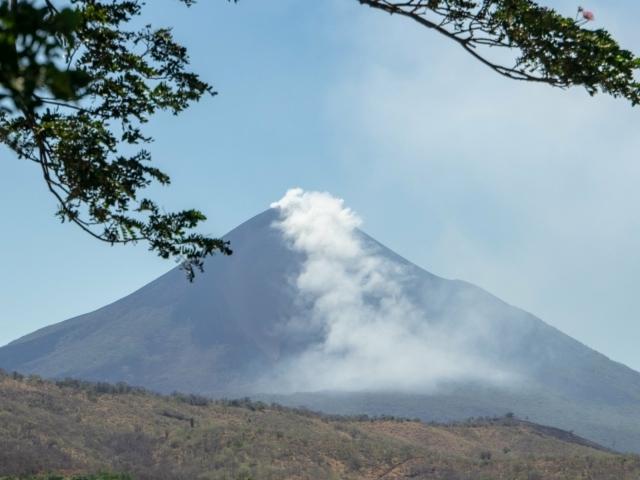 Nicaraguas Kolonialstädte: Momotombo