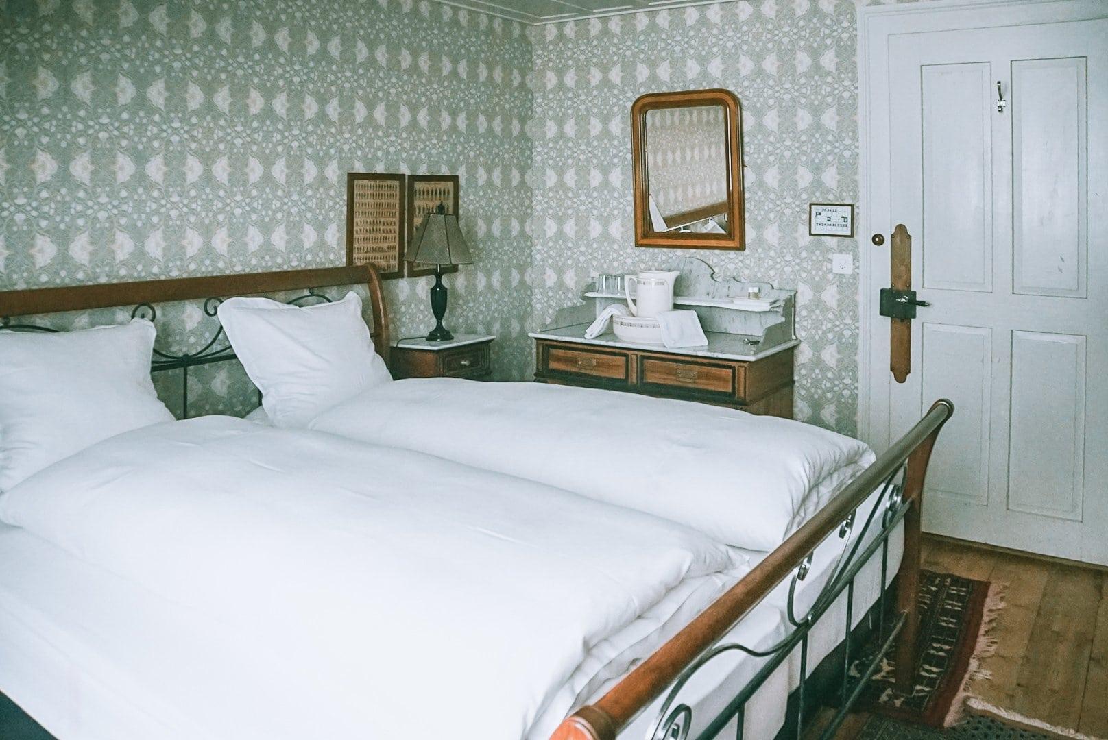 Rosenlaui, Hotel mit Geschichte und wildromantisches Tal
