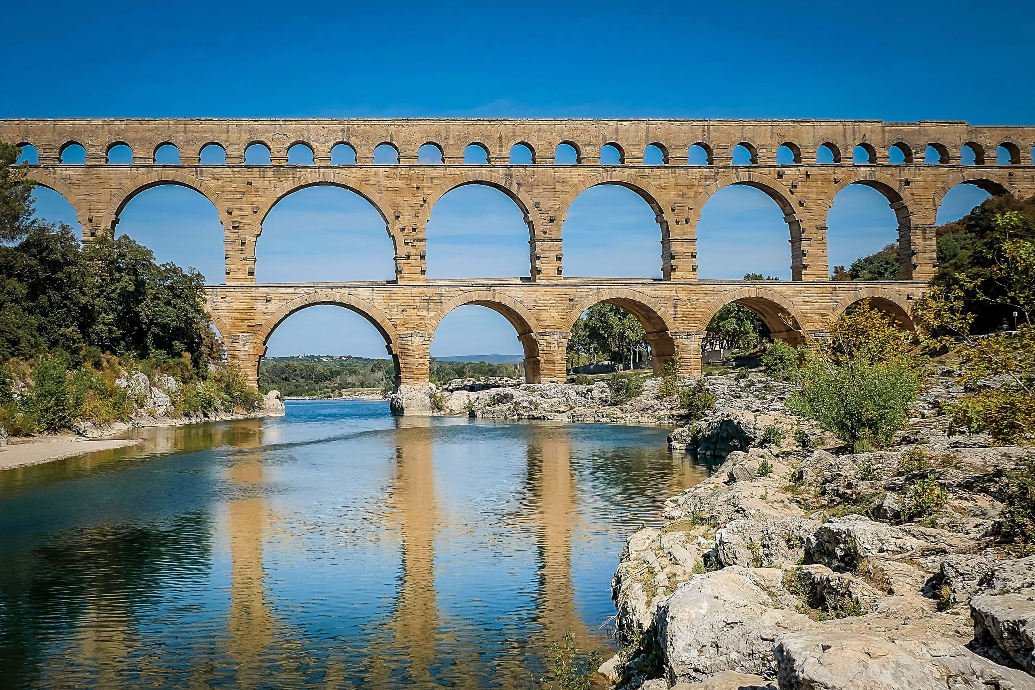 Gard, unterwegs in der Provence, die hier eigentlich gar keine mehr ist