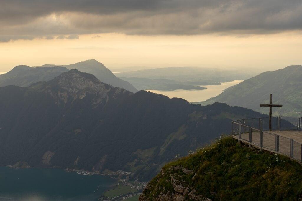 Gratwanderung mit Panoramablick | travellingcarola