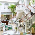 Author's Lounge im Mandarin Oriental Bangkok