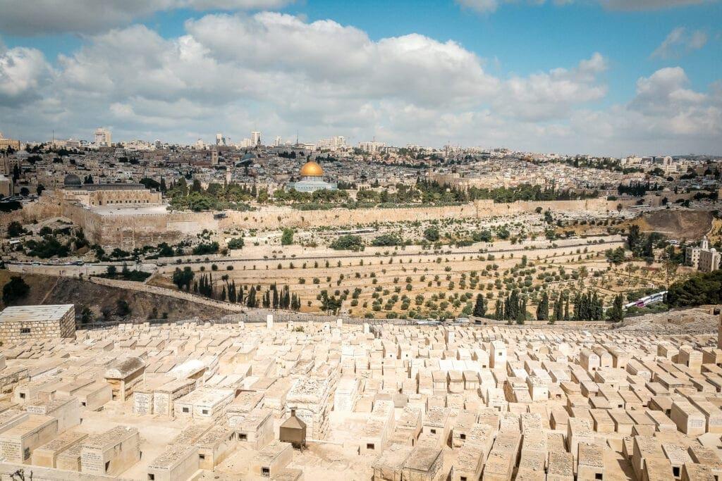Jerusalem oder eine Überdosis Religion und Fanatismus