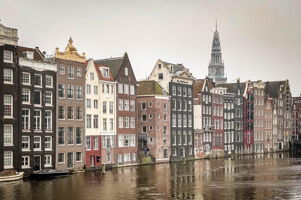 Amsterdam, A'DAM, Sir Adam Hotel, Madam, A'DAM Lookout und Light Festival