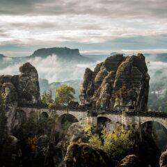 Ein erholsames Wochenende im Elbsandsteingebirge